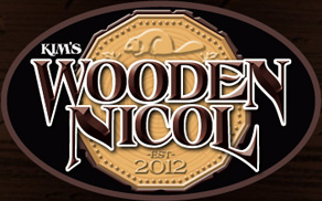 Kim's Wooden Nicol Logo